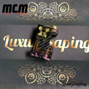 MCM Underground SSSP Resin Purple Mech Mod Bf Philippines
