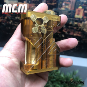 MCM Underground SSSP Ultem Mech Mod Bf Philippines