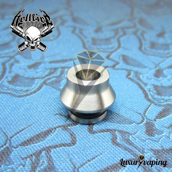 ApolloT Drip Tip Titanium Hellfire Attysmith