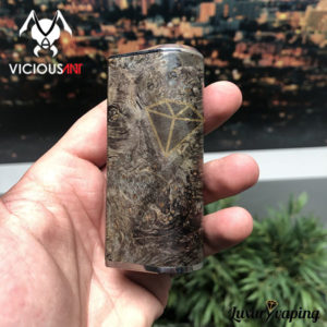 Primo Titanium 21700 Vicious Ant Natural