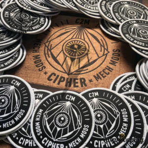 Cipher Mech Mods Patches