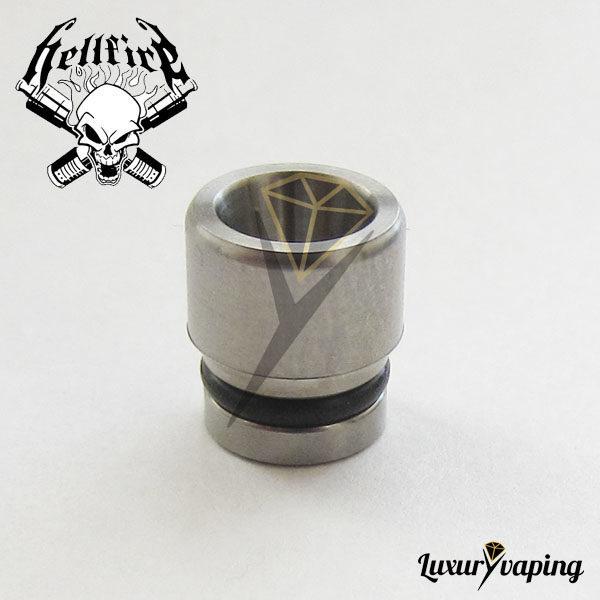 Nano Drip Tip Titanium Hellfire Attysmith