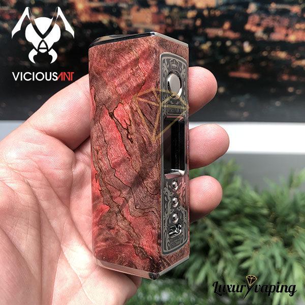 Primo Titanium 21700 Vicious Ant Red