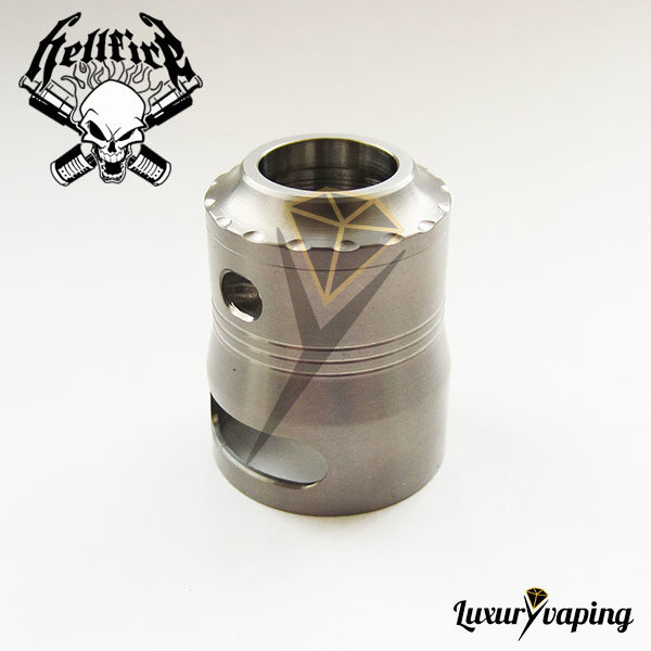 MavT 24mm Ti Cover/Cap Hellfire