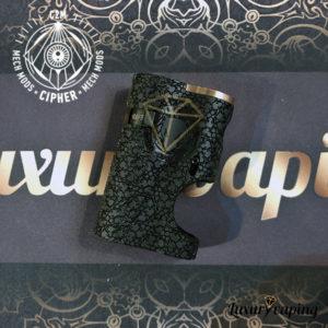 Gammon Bf Engraved FTR Black Cipher Mods
