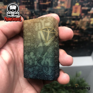 Frankenskull Hellion FE Multi C Green to Sand