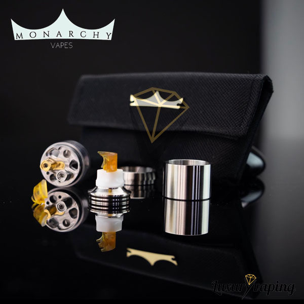 Monarch R RDTA by Monarchy Vapes