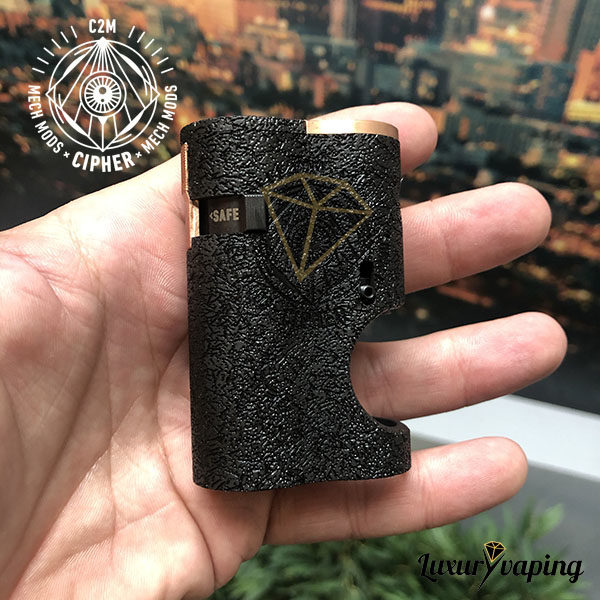 Gammon Bf Engraved Dust Logo Cipher Mods