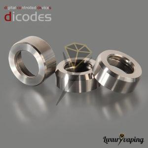 Dani 25 SS Dicodes + Reduction Cones
