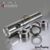 Dani 25 Titanium Dicodes + Reduction Cones