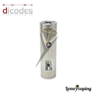 Dani Extreme v3 18350 22mm SS Dicodes + Extension Cap 2L