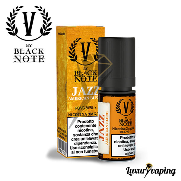 e-Liquido V by Black Note Jazz