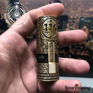 MK2 Special Brass 114 Integral Cipher Mods