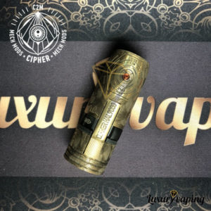 MK2 Special Brass HALL9000 Integral Cipher Mods