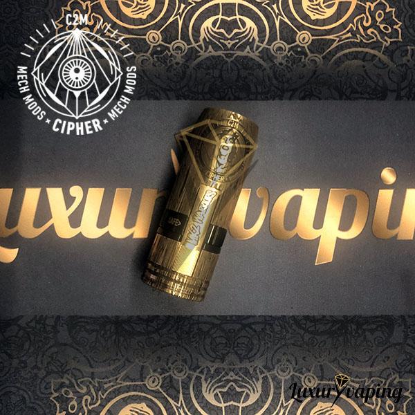 MK2 Special Brass Warriors Integral Cipher Mods