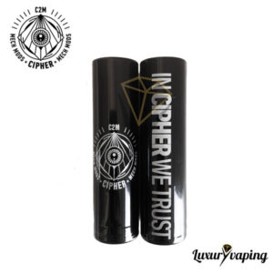 Battery Wraps Cipher Mech Mods