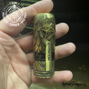MK2 Golden Dragon Cipher Mods