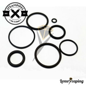 Cabeo Orings Set Steampipes