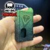 Frankenskull Leviathan FE Delrin Multi Green