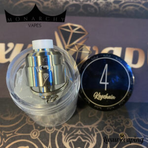 The Four RDA Luxury Edition Monarchy Vapes