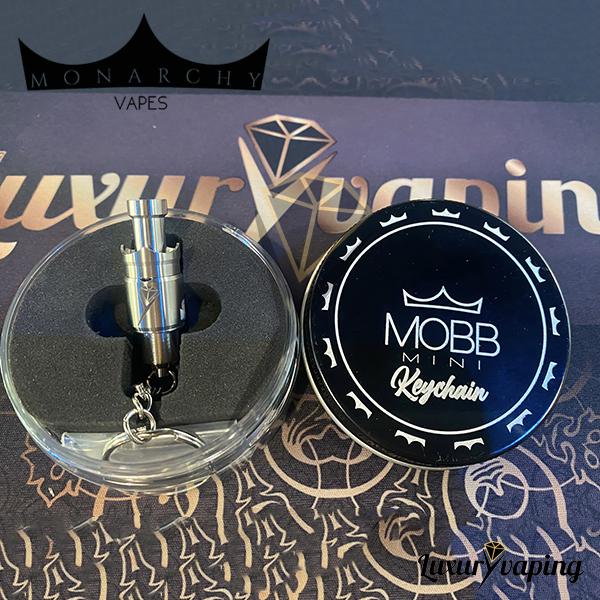 Mobb Mini Luxury Edition Monarchy Vapes